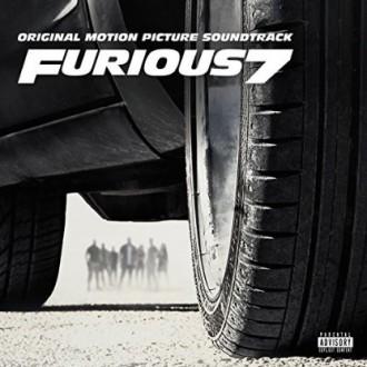Furious 7- Original Motion Picture Soundtrack Album Cover
