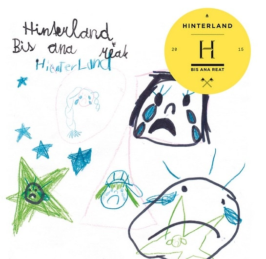 Hinterland – Bis ana reat Album Cover
