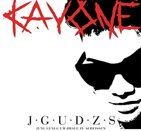 Kay One - JGUDZS Album Cover