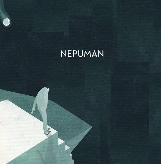 Luk&Fil – Nepuman Album Cover