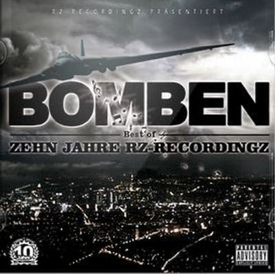 Rz-Recordingz – Bomben Sampler Album Cover