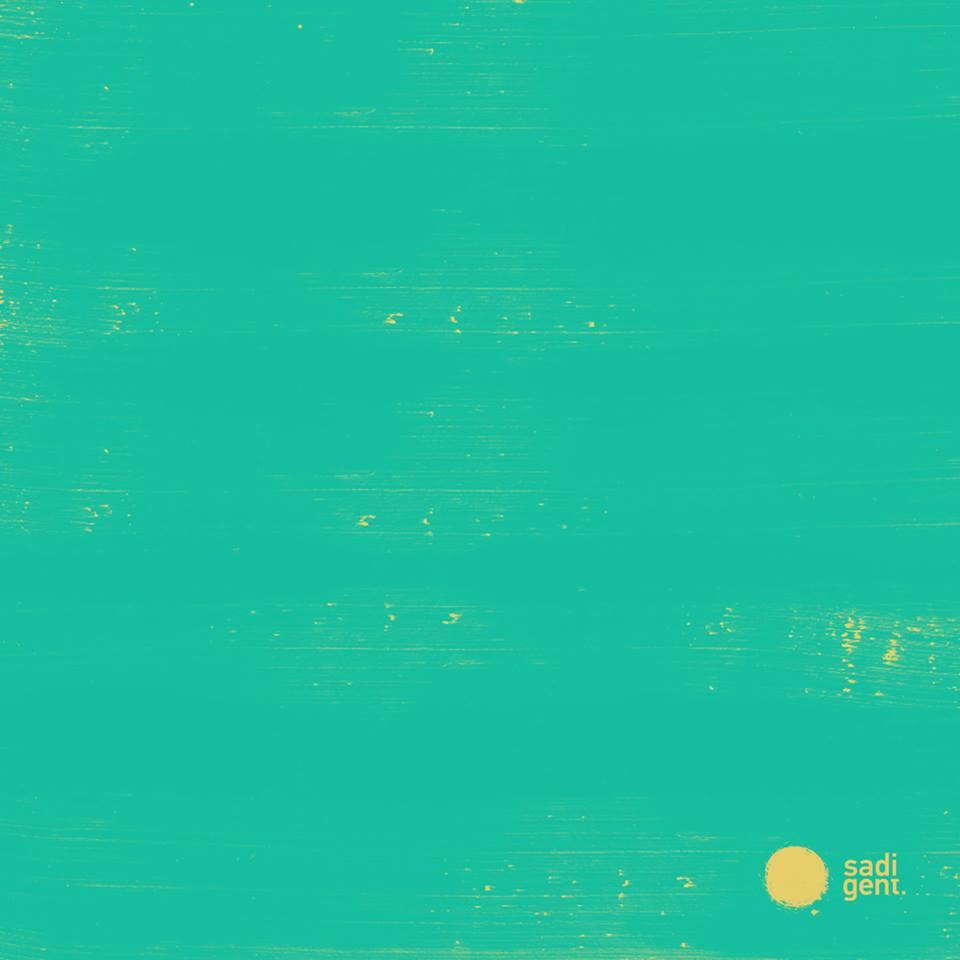 Sadi Gent – Mintgold Album Cover