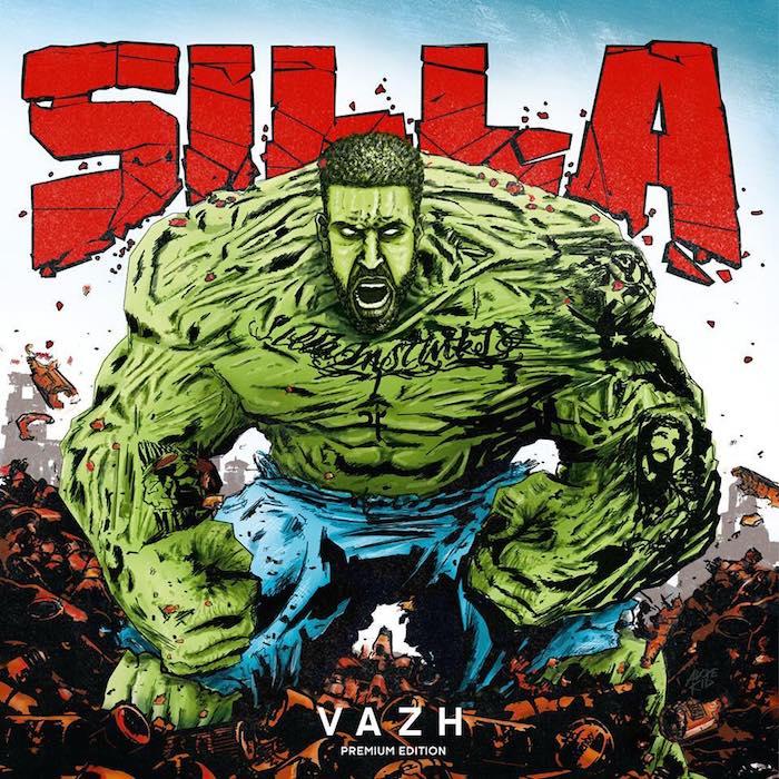 Silla – Vom Alk zum Hulk an Album Cover