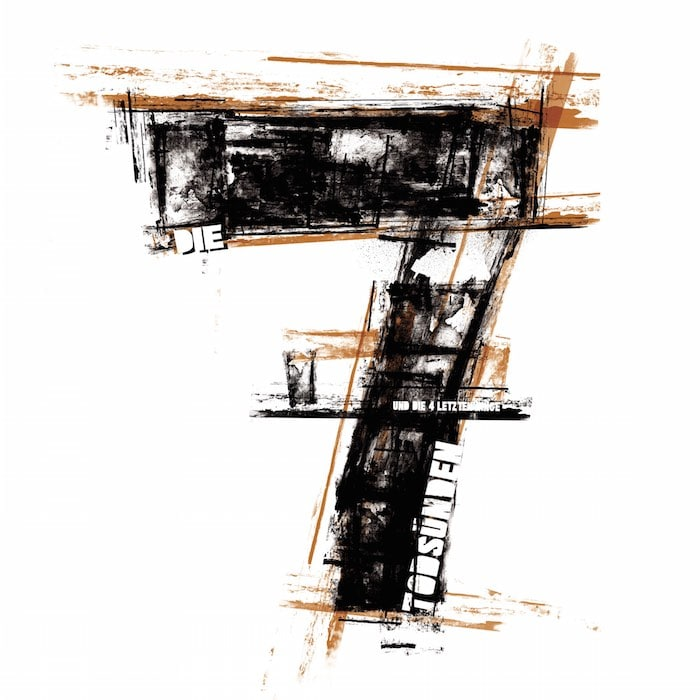 Various Artists – 7 Todsünden Album Cover