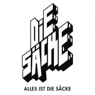 Die Saecke - Alles ist die Saecke EP Cover