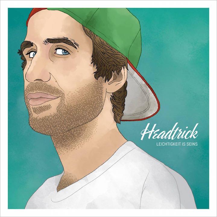 Headtrick – Leichtigkeit Is Seins Album Cover