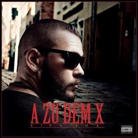 King AMX – A Zu Dem X Album Cover