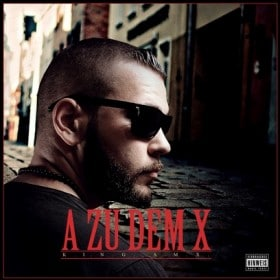 King AMX – A Zu Dem X Album Cover