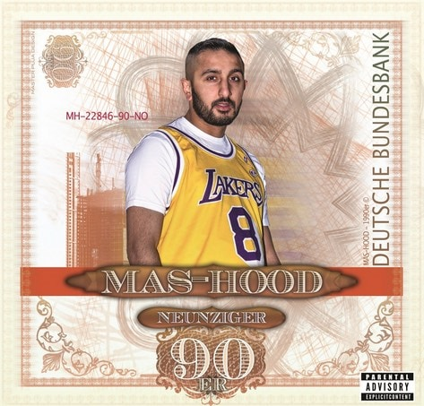 Mas-Hood – 90er Album Cover