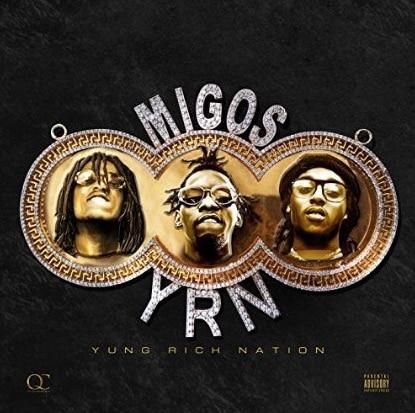 Migos – YRN Tha Album Album Cover