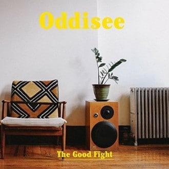 Oddisee - The Good Flight Album Cover