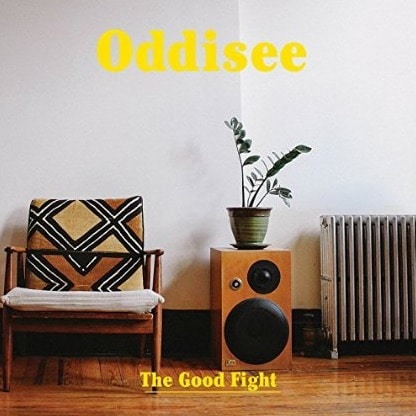 Oddisee – The Good Fight Album Cover