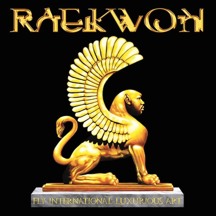 Raekwon - Fly International Luxurious Art Album Cover
