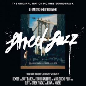 Street Jazz - The Original Motion Picture Soundtrack Album Cover