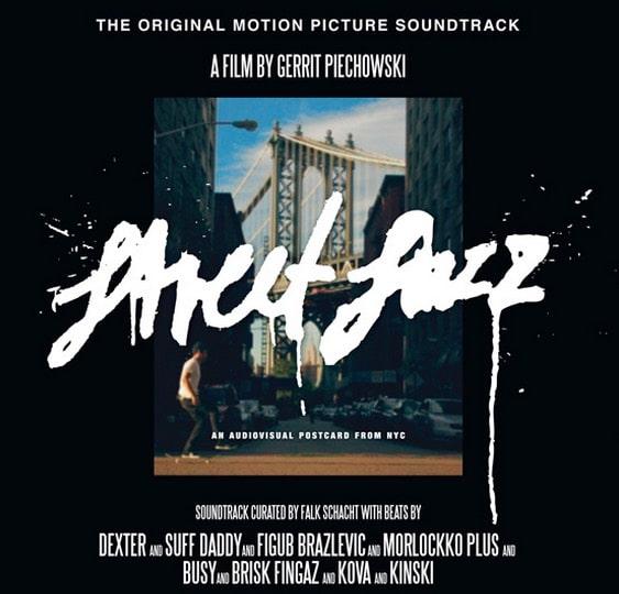Street Jazz – The Original Motion Picture Soundtrack Album Cover