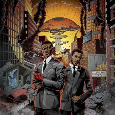 Sylabil Spill – Okular EP Album Cover