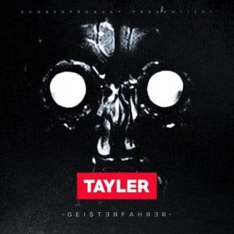 Tayler - Geisterfahrer EP Cover
