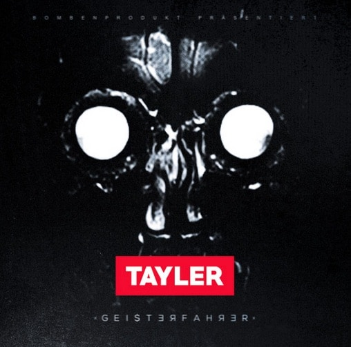Tayler – Geisterfahrer EP Album Cover