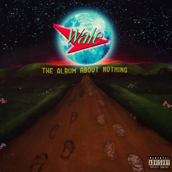 Wale – The Album About Nothing Album Cover