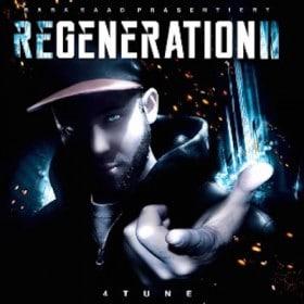 4tune - Regeneration 2 Album Cover