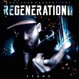 4tune - Regeneration 2 Album Cover
