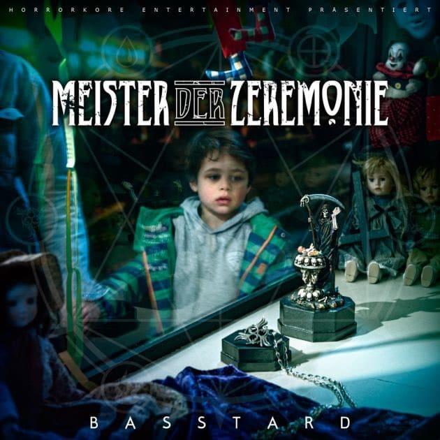 Basstard – Meister der Zeremonie Album Cover