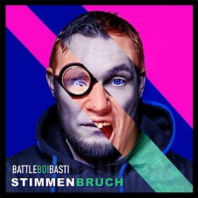 Battleboi Basti - Stimmenbruch Album Cover