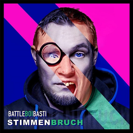BattleBoi Basti – StimmenBruch Album Cover