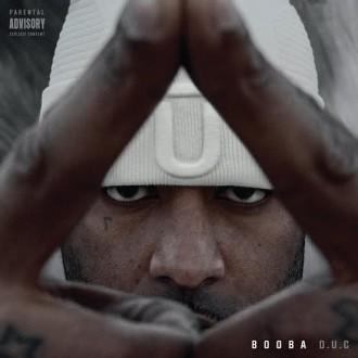 Booba - DUC Album Cover