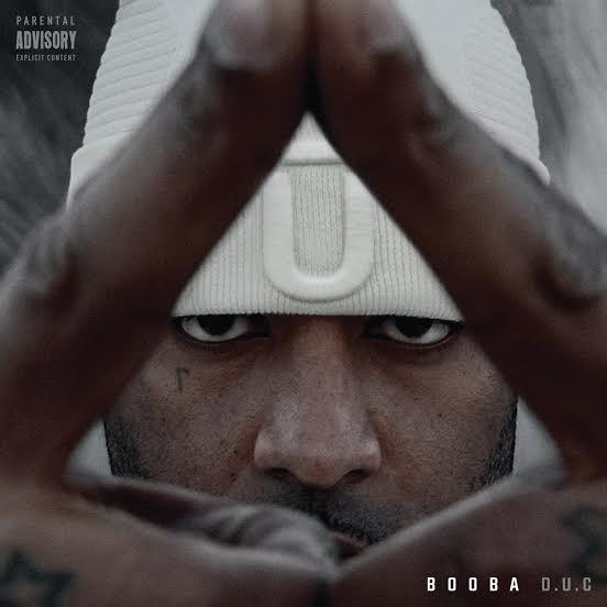 Booba – D.U.C. Album Cover