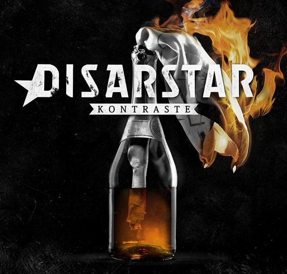 Disarstar – Kontraste Album Cover