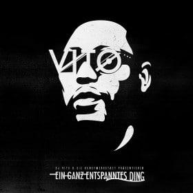 Dj Vito - Ein ganz entspanntes Ding Album Cover