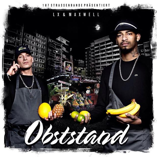 LX & Maxwell – Obststand Album Cover