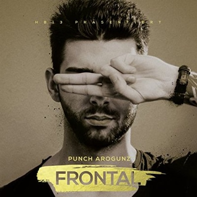 Punch Arogunz – Frontal Album Cover