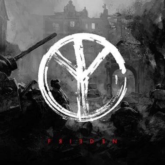 Ruffiction – Frieden Album Cover