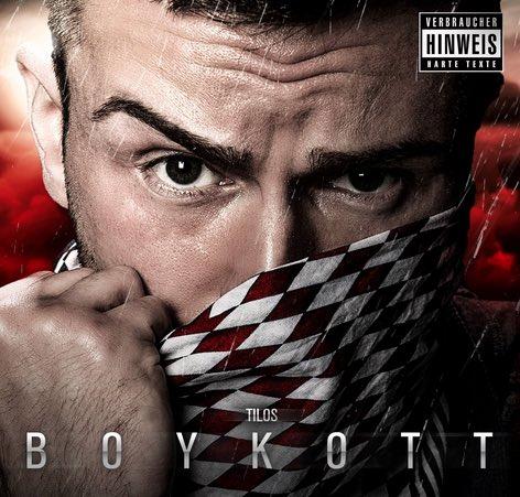 Tilos – Boykott Album Cover