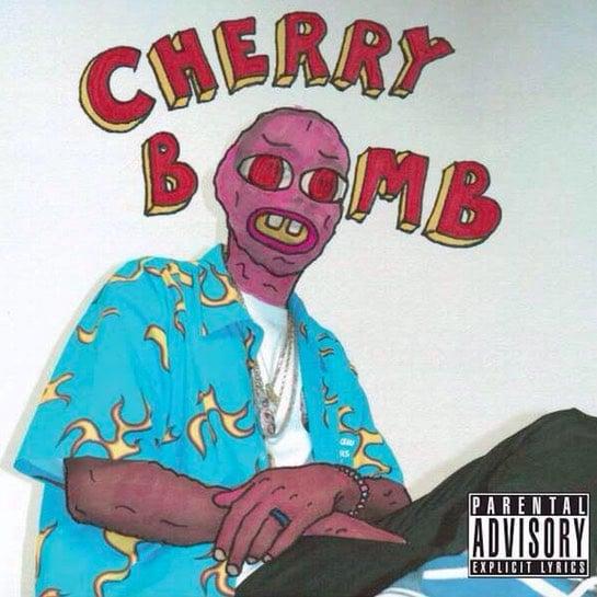 Tyler The Creator – Cherry Bomb Album Cover