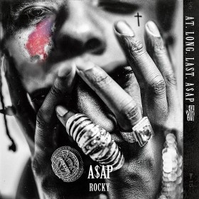 Asap Rocky - At long last Asap Album Cover
