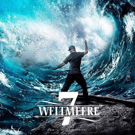Cr7z – Sieben Weltmeere Album Cover