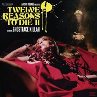 Ghostface Killah - Twelve Reasons To Die 2 Album Cover