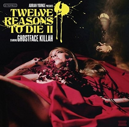Ghostface Killah – Twelve Reasons To Die 2 Album Cover