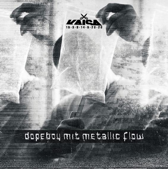 Kaisa – Dopeboy mit Metallic Flow Album Cover