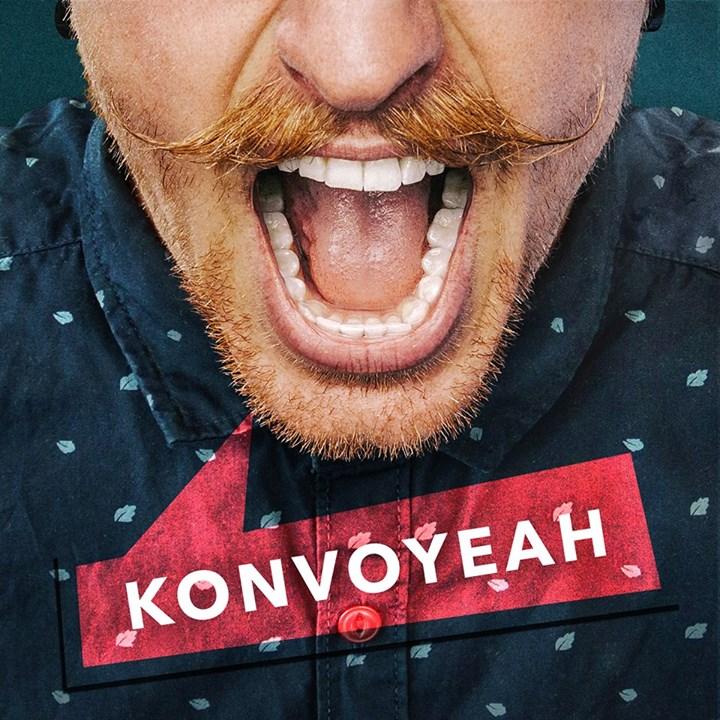 Konvoy – Konvoyeah Album Cover