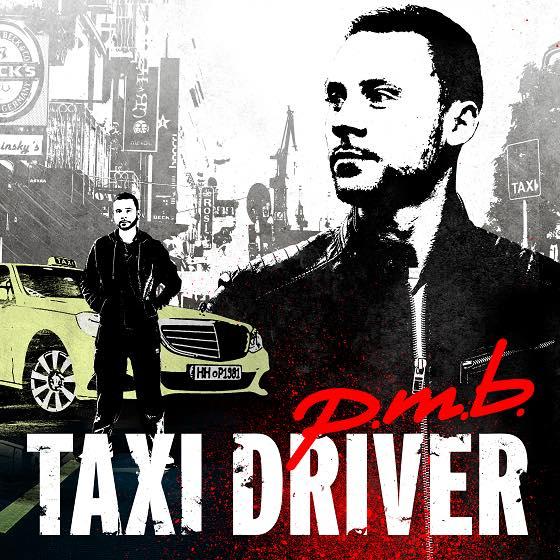 P.M.B. – Taxi Driver Album Cover
