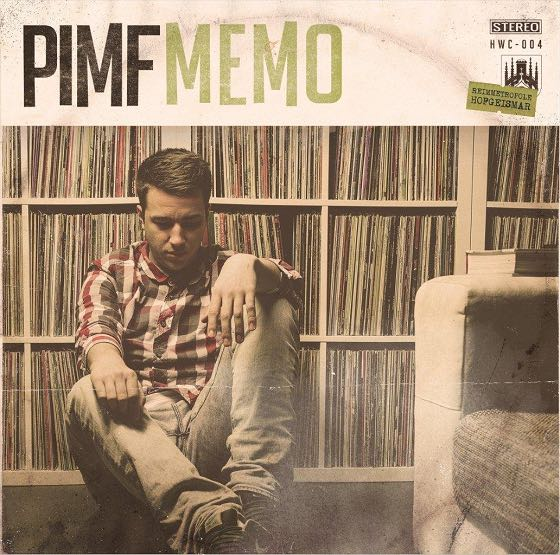 Pimf – Memo Album Cover
