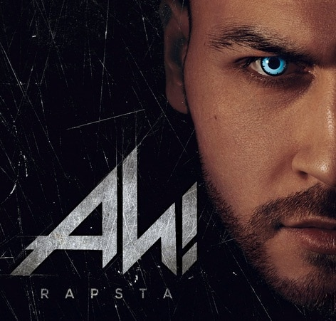 Rapsta – Ah! Album Cover