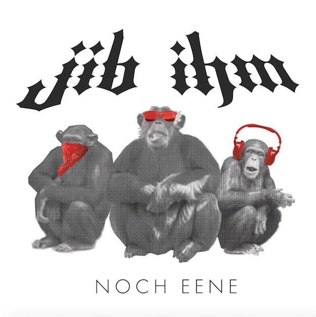 Said – Jib ihm noch eene Album Cover
