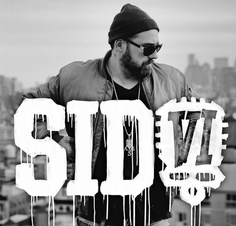 Sido – VI Album Cover