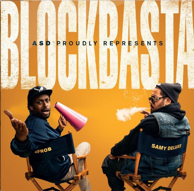 ASD – Blockbasta Album Cover