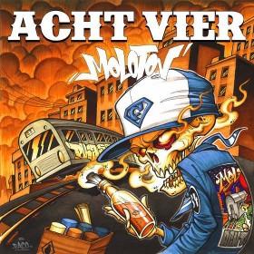 AchtVier - Molotov Album Cover